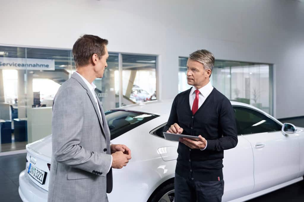 Referenz AUDI AfterSales